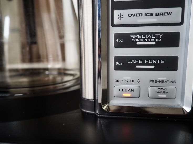 Coffee Machine Light