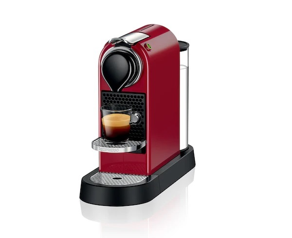 Nespresso CitiZ Cherry Red