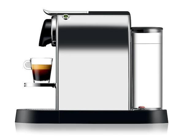 Nespresso CitiZ side