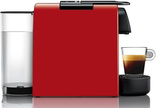 Nespresso Essenza Mini side