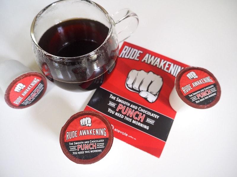 Rude Awakening K-Cups review