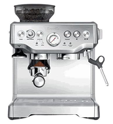 Espresso Machines with Grinders Thumbnail