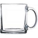 Libbey Crystal Mug Set of 6