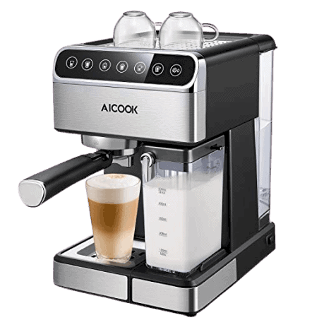 Semi-automatic Espresso Machines Thumbnail