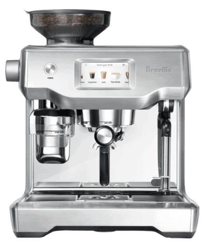Super-automatic Espresso Machines Thumbnail