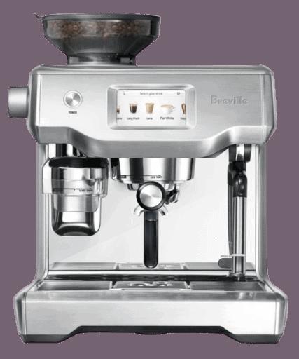 Super-automatic Espresso Machines Thumbnail