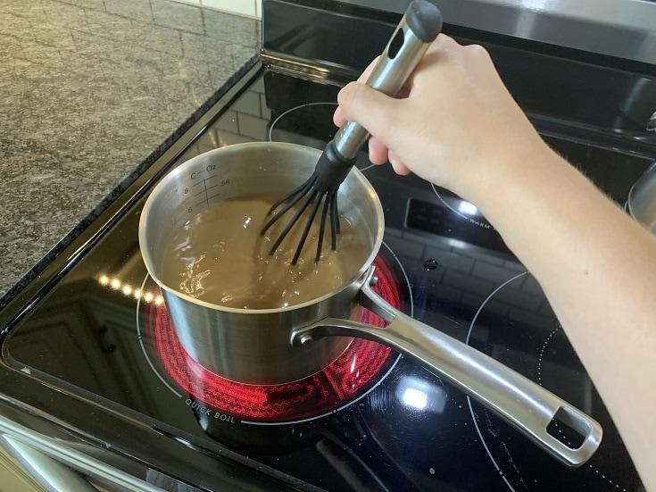 Whisk to boil