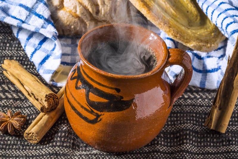 Café de Olla Mexican coffee