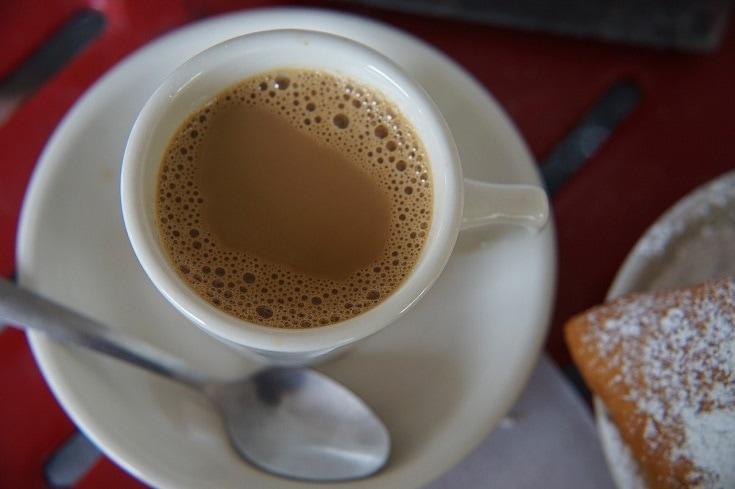 Café Crema coffee