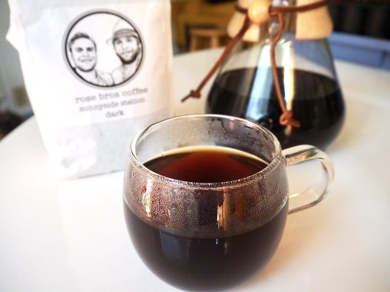 Rose Bros. Coffee review