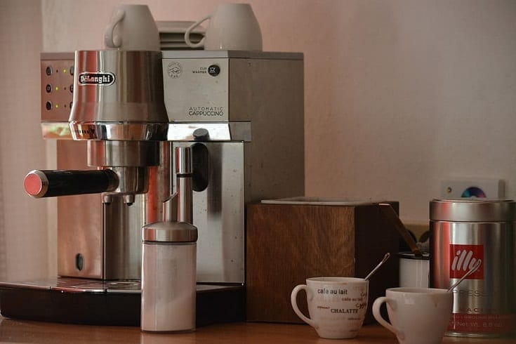 Single Espresso Machine