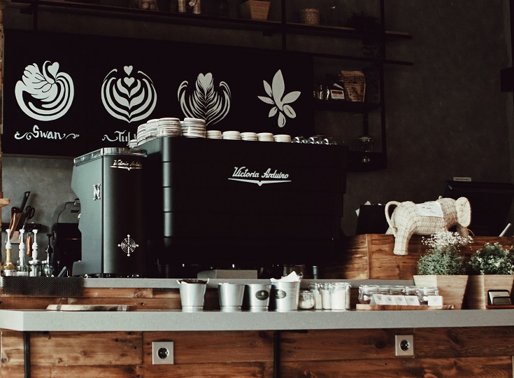 Volumetric Espresso Machine