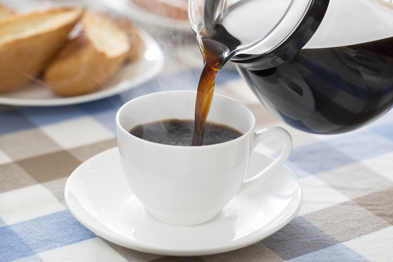 how to make crystal clear coffee