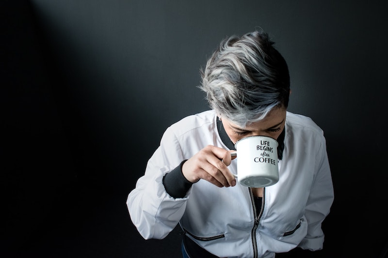 what is caffeine alert wake up