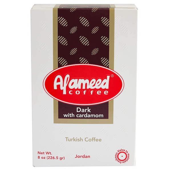 Al Ameed Turkish coffee