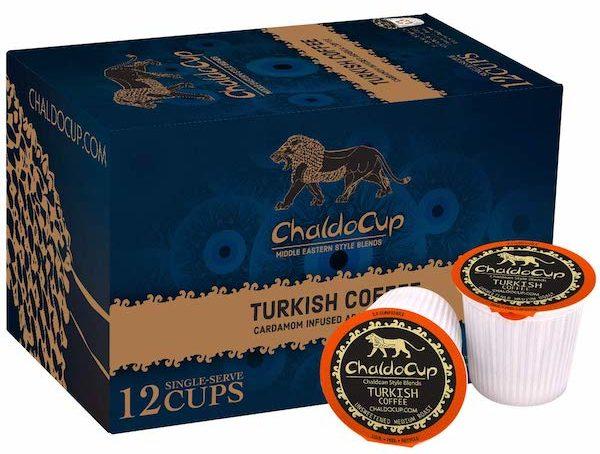 ChaldoCup Turkish coffee