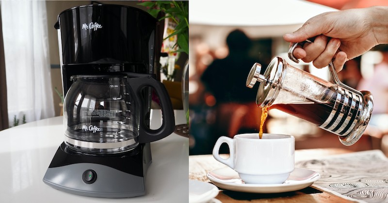 Drip Coffee vs French Press