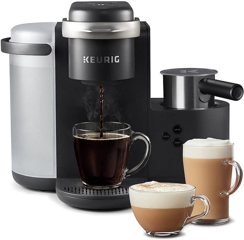 Keurig K-Cafe review