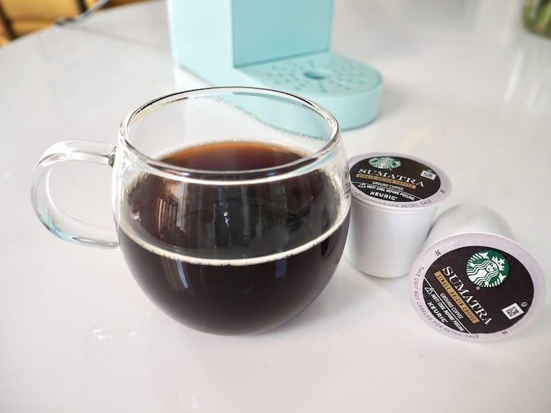 Keurig Mini K-Cups Starbucks