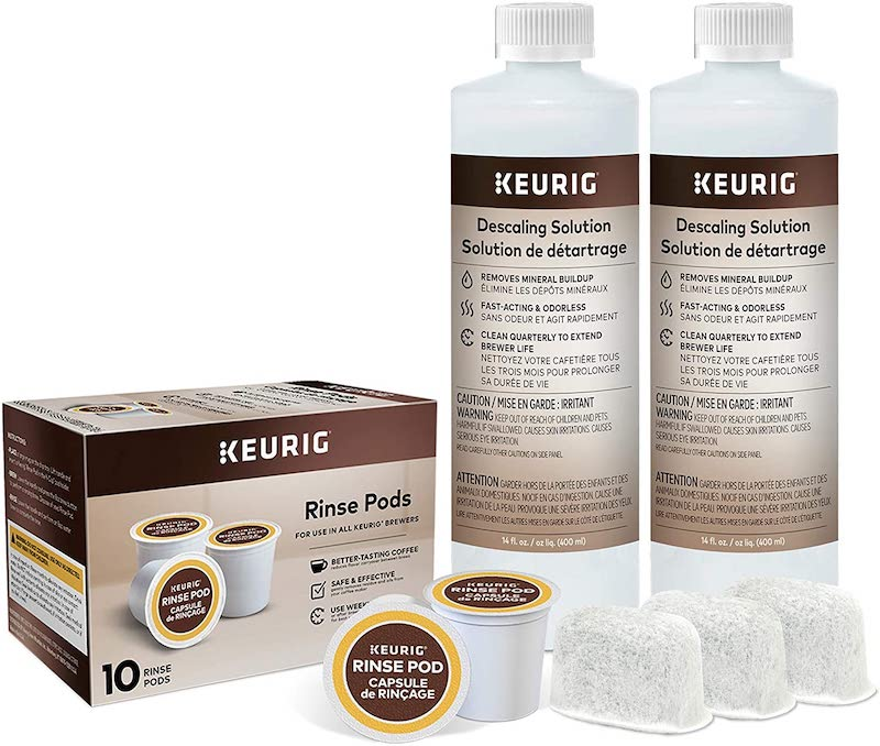 Keurig brewer maintenance kit