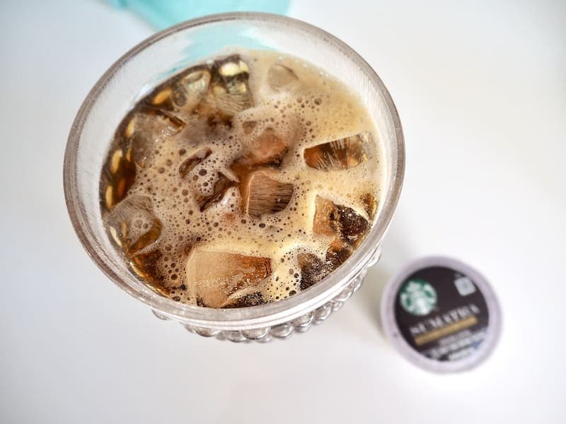 Keurig iced coffee