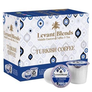 Levant Blends