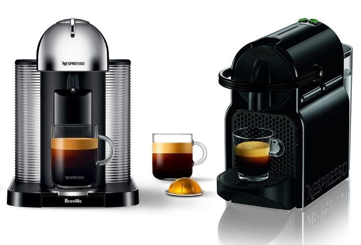 Nespresso Virtuo vs Inissia