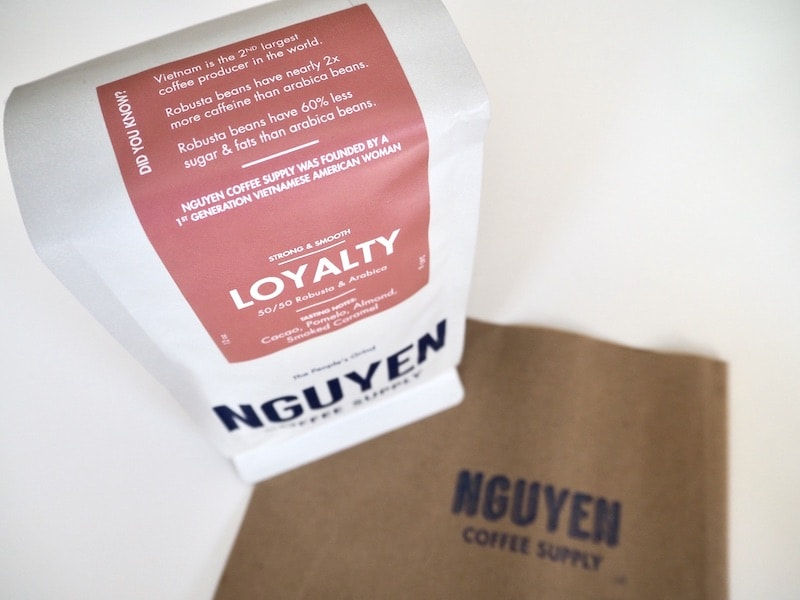 Nguyen Coffee Supply Loyalty blend review