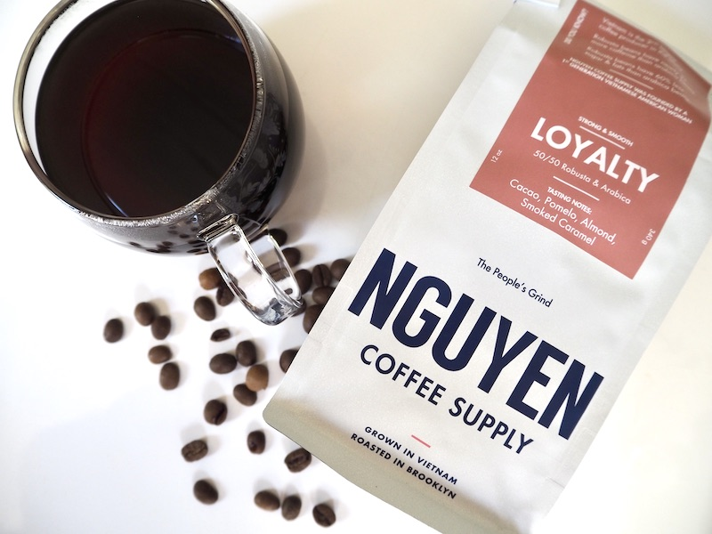 Nguyen Coffee Supply review