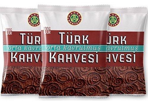 Turk Kahve Dunyasi Turkish coffee