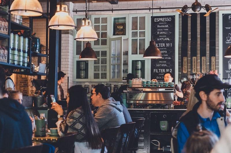 coffee shop statistics