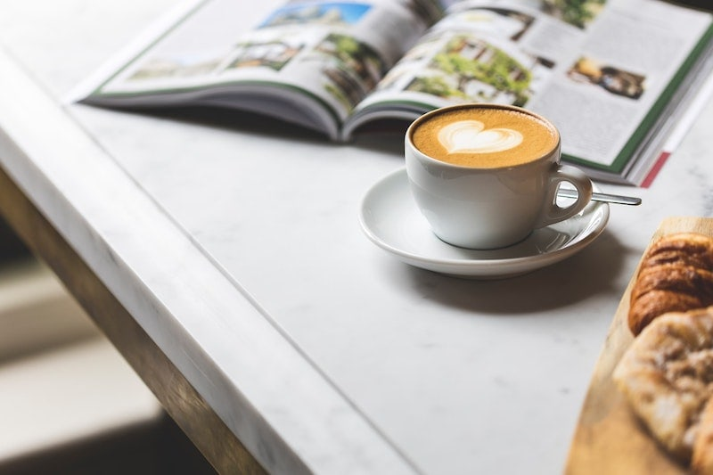 cute coffee latte art