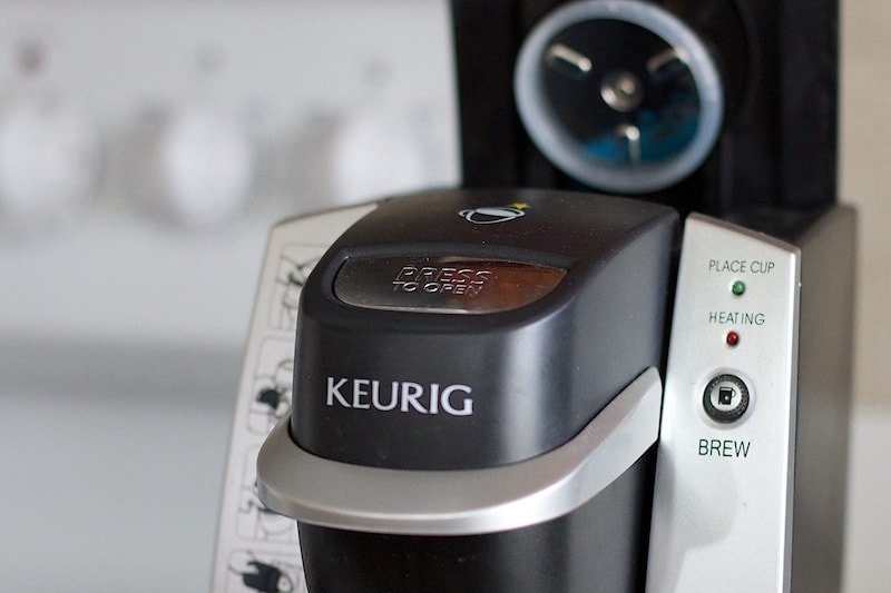 how to reset keurig