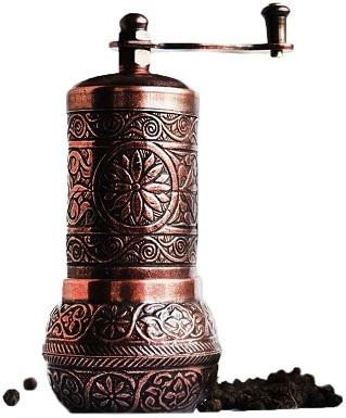 2Bazaar Anatolia Pepper Grinder, Spice Grinder, Pepper Mill
