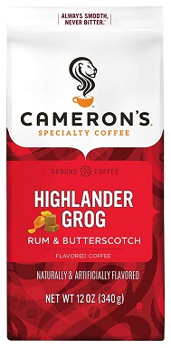 3Cameron's Coffee Roasted Ground Coffee Bag