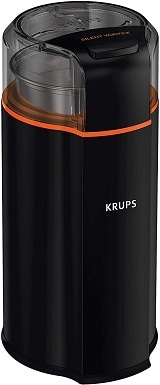 4KRUPS Silent Vortex Electric Grinder for Spice, Dry Herbs and Coffee