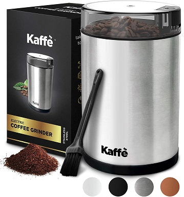 5Kaffe KF2020 Electric Coffee Grinder