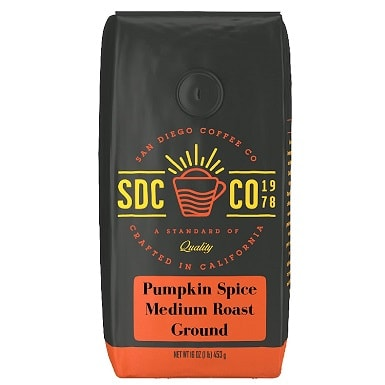 7San Diego Coffee Pumpkin Spice
