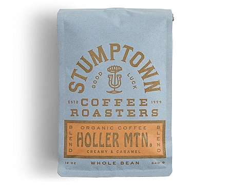 8Stumptown Coffee Roasters Holler Mountain Whole Bean Organic Coffee