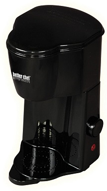 Better Chef IM-102B Compact Personal Coffee Maker