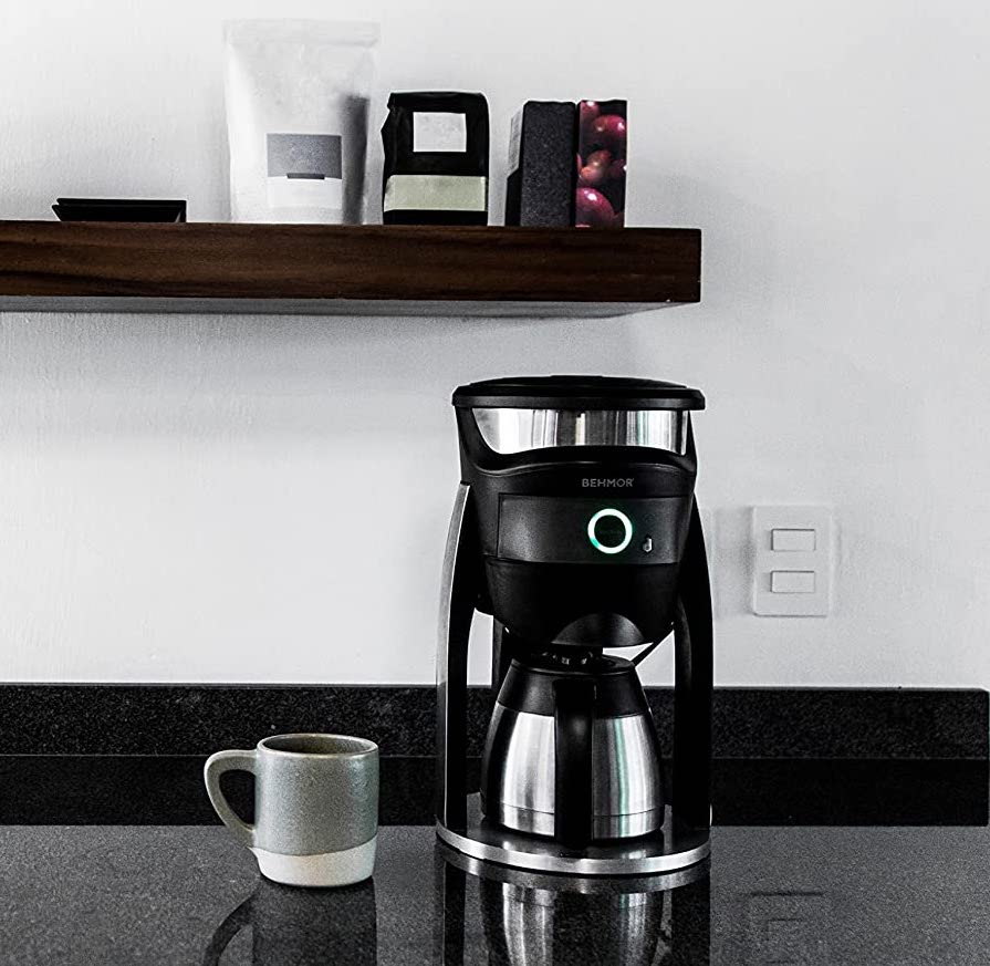 Bluetooth coffee makers
