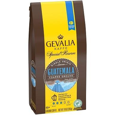 Gevalia Special Reserve Coarse Ground Coffee