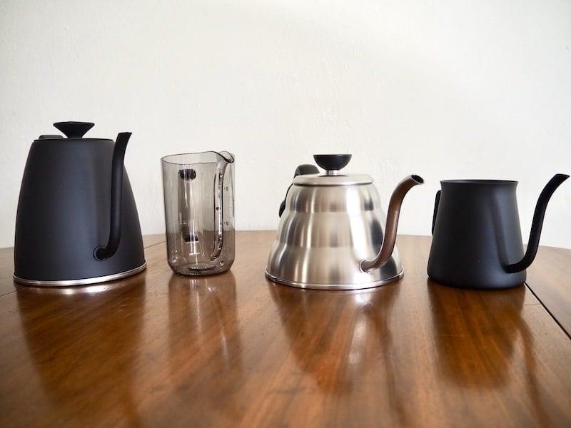 Hario kettle comparison