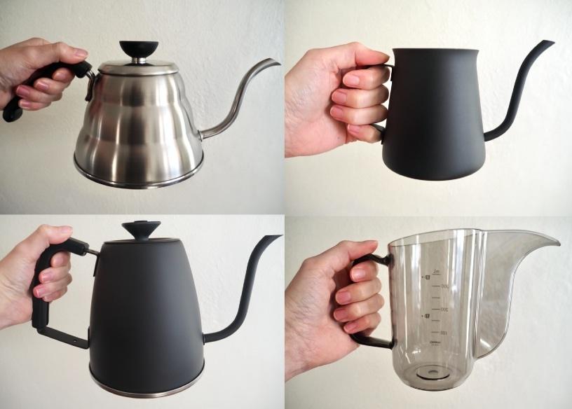 Hario kettle handle comfort