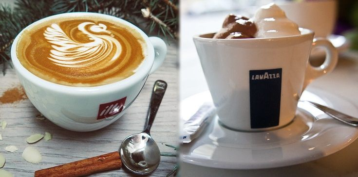 Illy vs Lavazza - which to choose