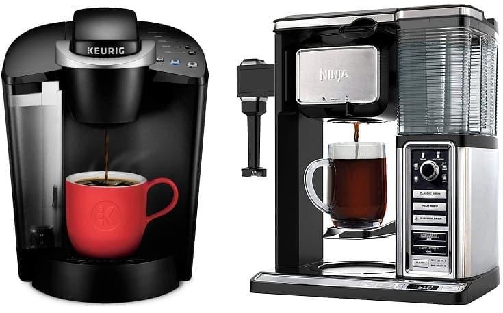 Keurig vs Ninja_Coffee Bar