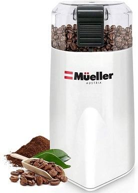 Mueller Austria 550K HyperGrind Precision Electric Coffee Grinder