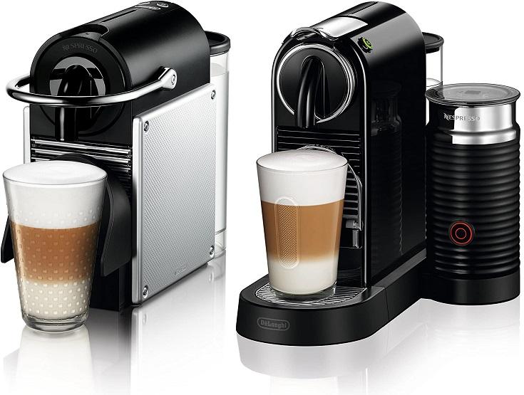 Nespresso Pixie vs CitiZ
