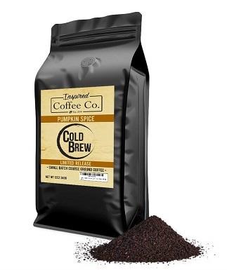 Pumpkin Spice - Flavored Cold Brew Coffee