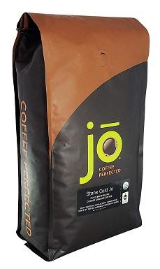 STONE COLD JO Coarse Ground Organic Coffee